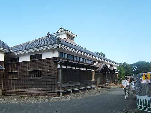 旧青山家出張番屋01・北海道開拓の村復元