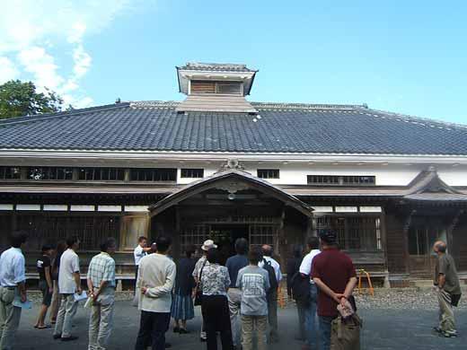 旧青山家出張番屋02・北海道開拓の村復元