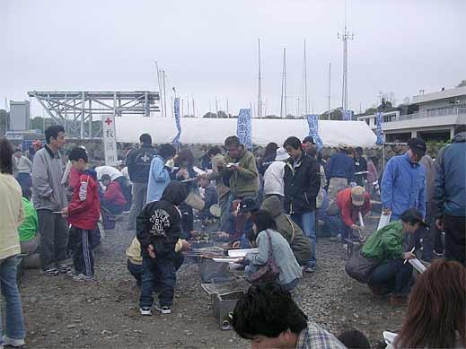 2009祝津ニシン祭り