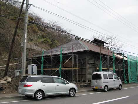 札幌側電柱