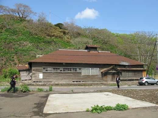 茨木家中出張番屋修復工事前519