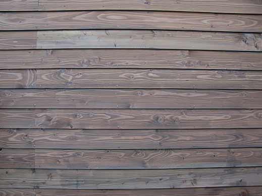 下見板塗装