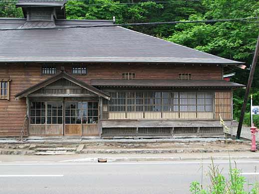 茨木家中出張番屋正面出窓格子519