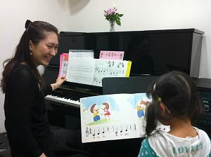 こども ピアノ 教室