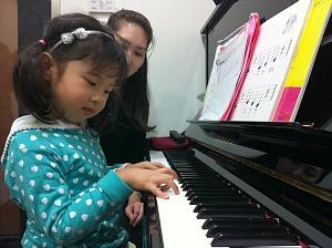 こどものピアノ教室