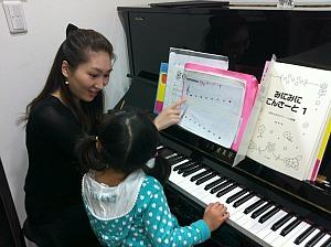 子どもピアノ教室