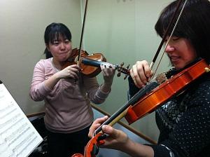 バイオリン 教室