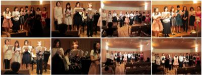 豊島区池袋声楽教室発表会写真