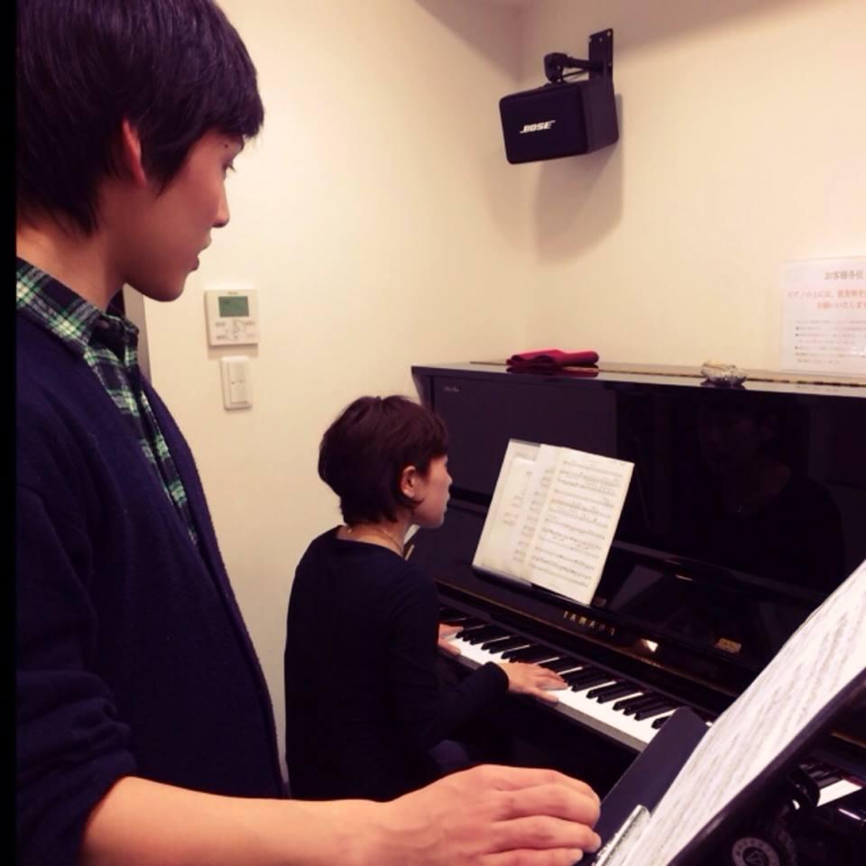 ボーカルレッスン 声楽教室 文京区 豊島区