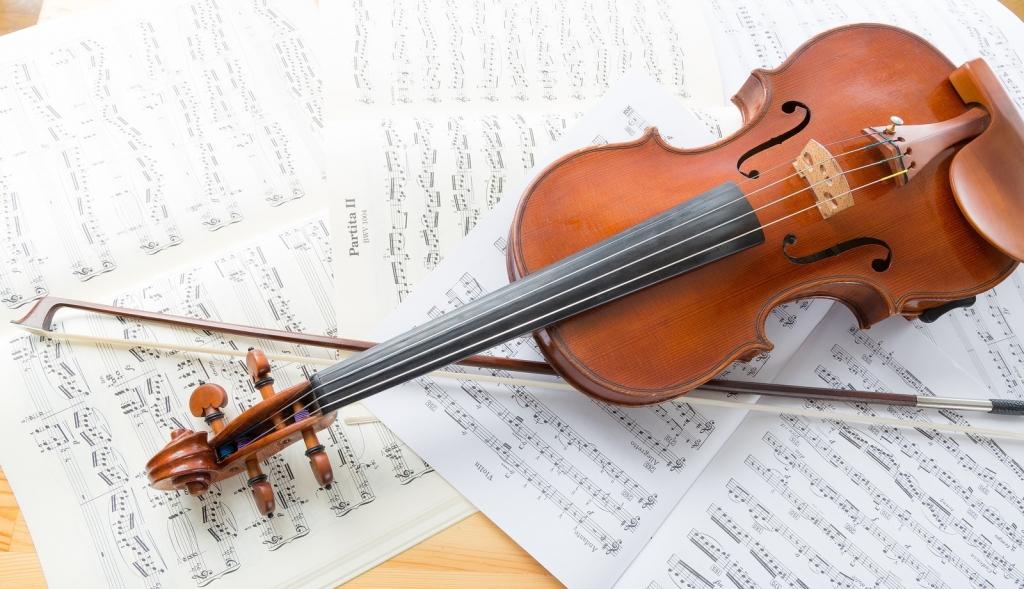 池袋バイオリンレッスン