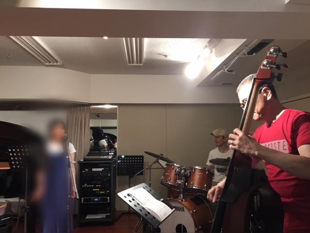 東京ジャズボーカルレッスン