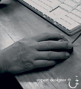 手 デザイナー