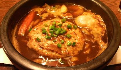 味噌煮込み豆腐はんばーぐ