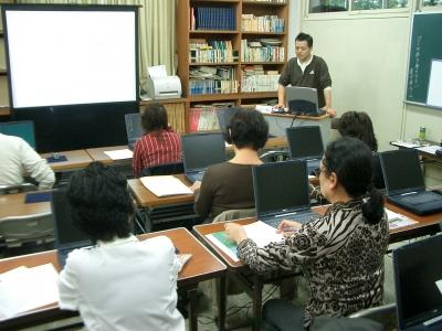 2007年10月27日インターネット講座