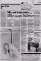 イタリアの新聞2014