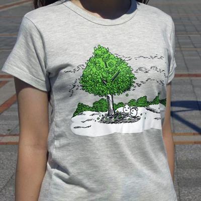 どんぐりTシャツ