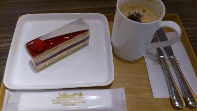 リンツ ショコラ カフェ 自由が丘店3