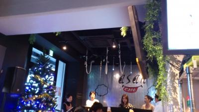 カフェアサン(cafe asan@2k540)中