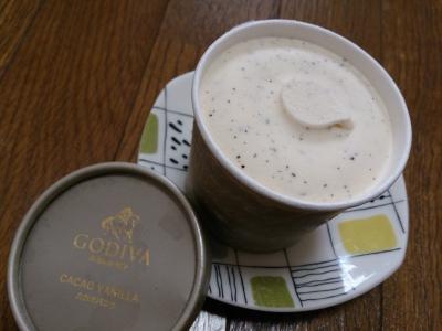 ゴディバ カカオバニラ2