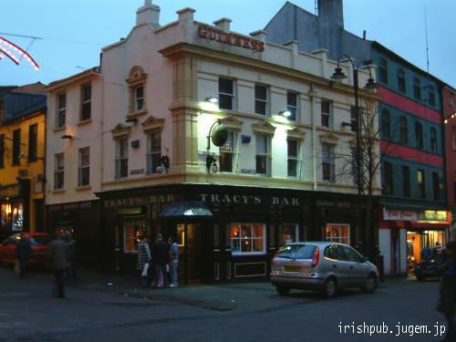 Tracys Bar