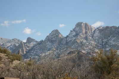 Mt. Pusch Ridge