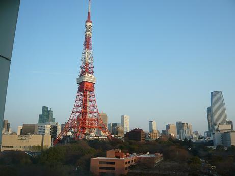 CSPS2東京タワー