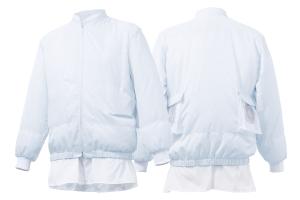 白い空調服sg650