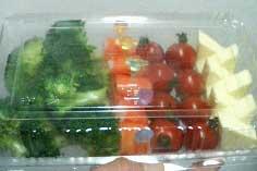 野菜とかー