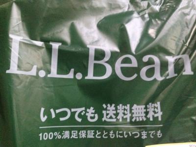 L.L.BEAN 宅配袋