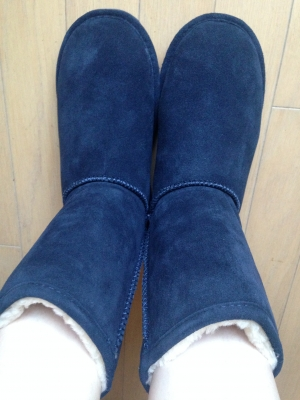 BEARPAW EMMA/NAVY