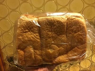 【成り松】の食パン