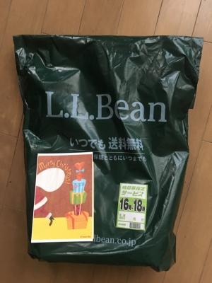 L.L.Beanレザー・ショルダー・トート/ダークピューター/ミニ