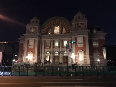 中之島 大阪市中央公会堂