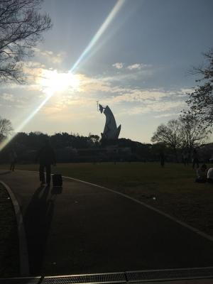 万博公園 太陽の塔