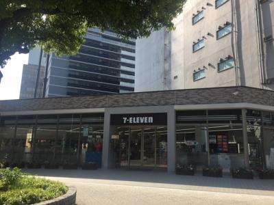 セブンイレブン御堂筋本町店