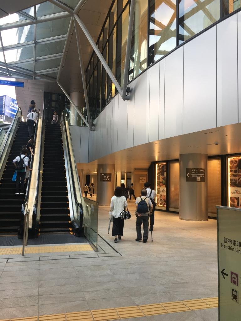 阪神百貨店 新社屋