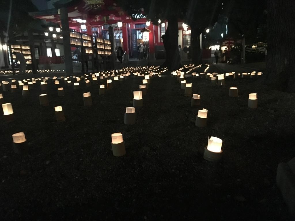 御霊神社の秋祭り2018