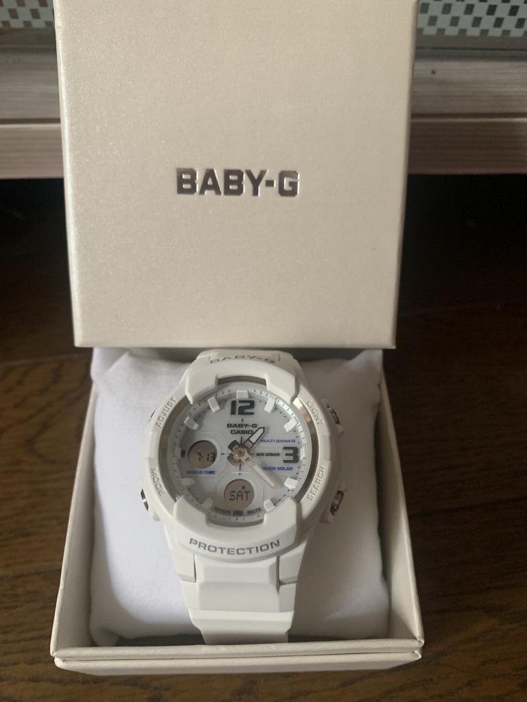 BABY-G BGA2300-7BJF