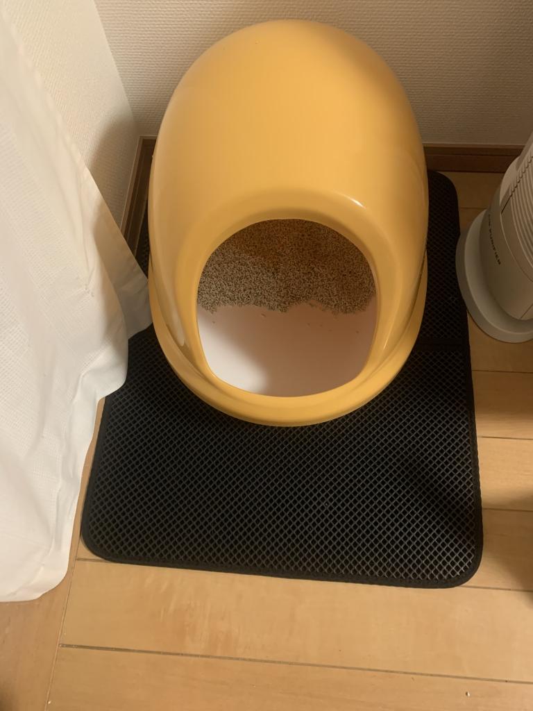 猫トイレ マット