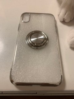 iphoneケース スケルトン