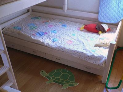 子供家具   6畳間の子供部屋づくり