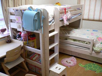 子供家具 | 6畳間の子供部屋づくり