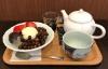 クリーム蜜豆