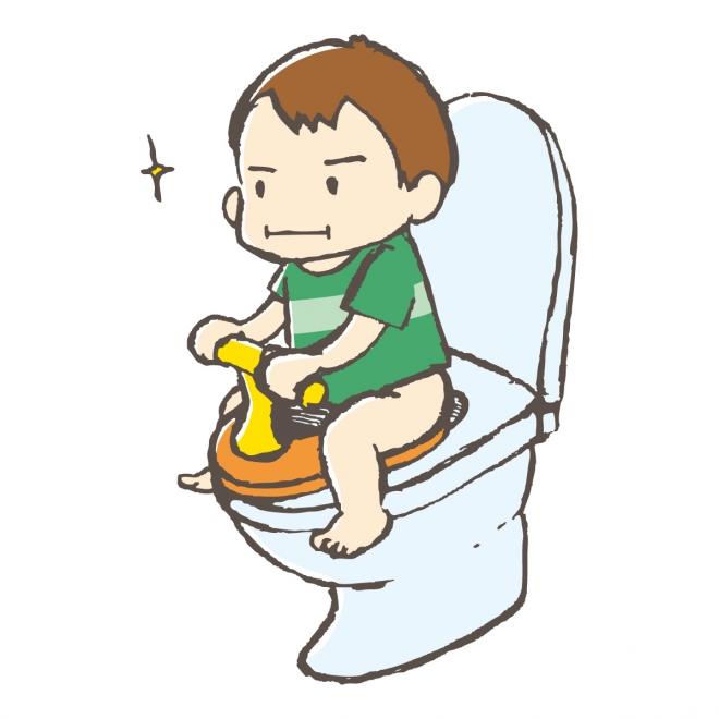 幼児 補助便座 トイレトレーニング