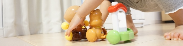 メロディ散歩アンパンマン 動くおもちゃ