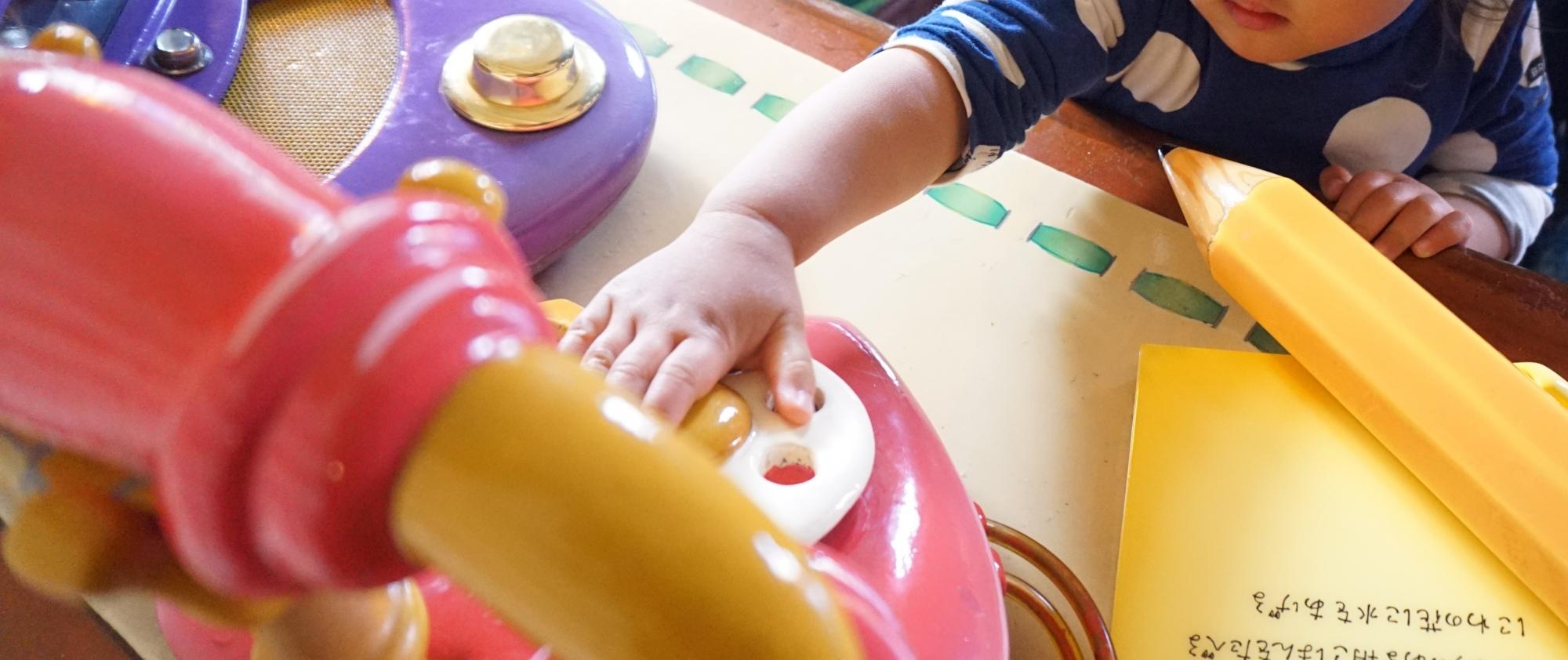 幼児 東京ディズニーランドミニーの家