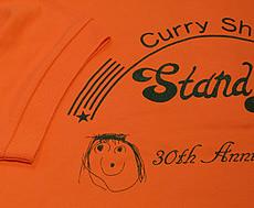 スタンドテン30周年記念ポロシャツ