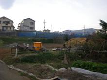 下谷戸の畑