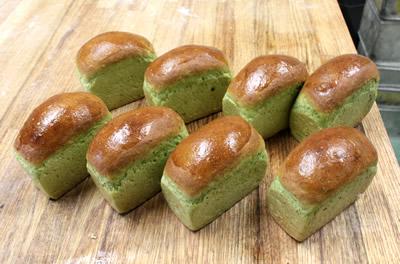 パンの店こなや よもぎパン
