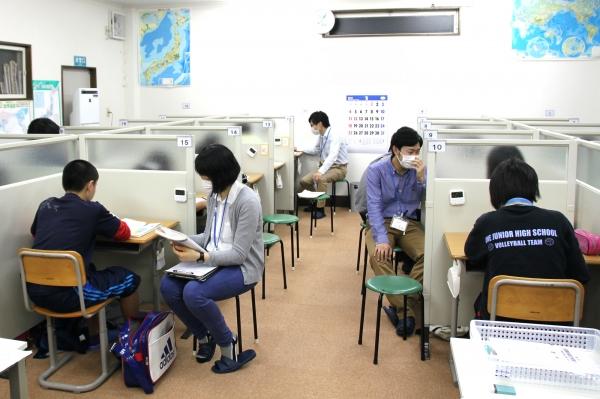 【急募】個別指導学習塾講師アルバイト募集